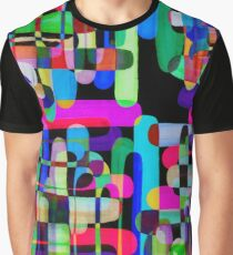 crossing lines Graphic T-Shirt