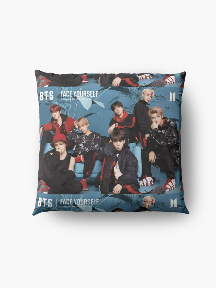 Bts face yourself floor pillows by jogtest redbubble bts face yourself by jogtest solutioingenieria Images