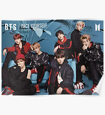BTS Face Yourself Poster
