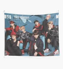 BTS Face Yourself Wall Tapestry