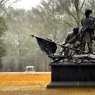 Tennessee Memorialized at Shiloh by Bob Moore
