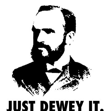 Just DEWEY it by rhebroman