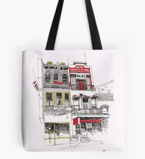 San Francisco's Chinatown Tote Bag