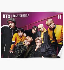 BTS Face Yourself v2 Poster