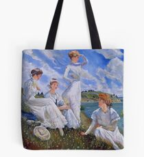 """Completed Work  """"SUMMER""""  Tote Bag"""