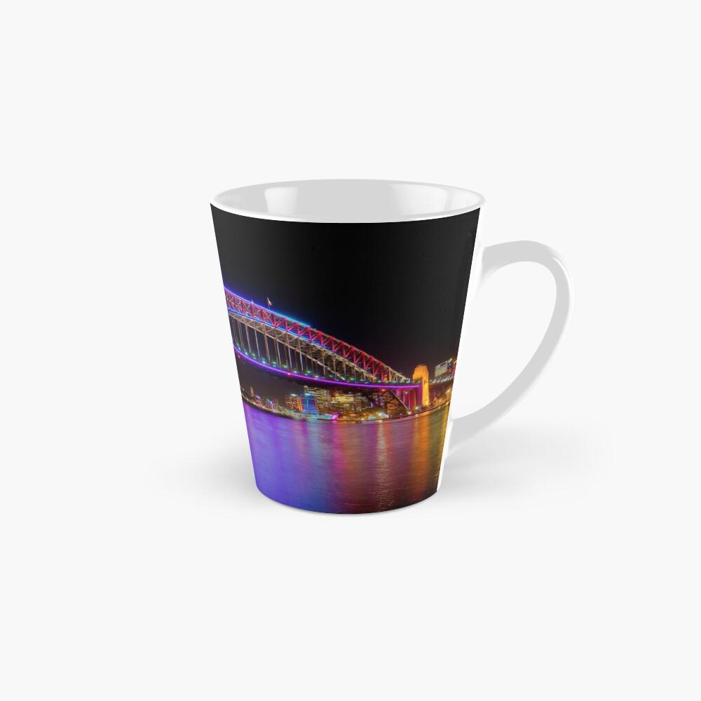 Vivid Bridge Tall Mug