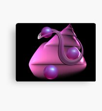 Candy Sci-fi space Canvas Print