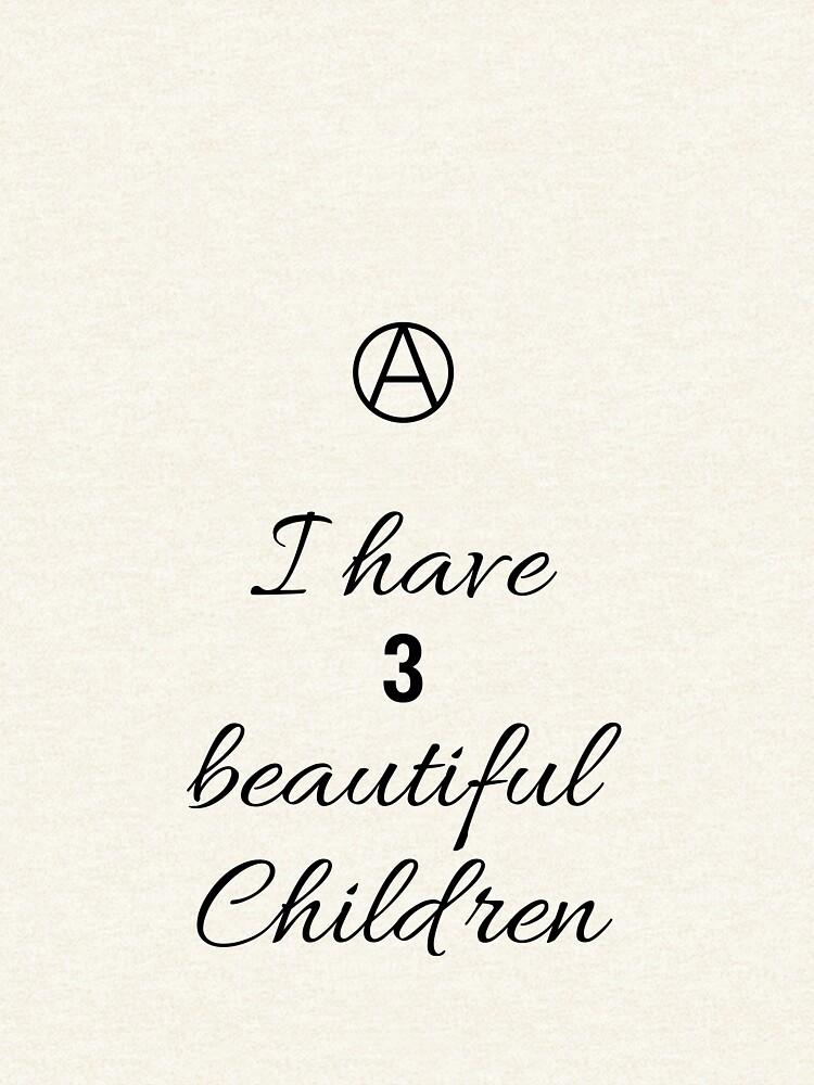 3 Beautiful Children  by Ashanna