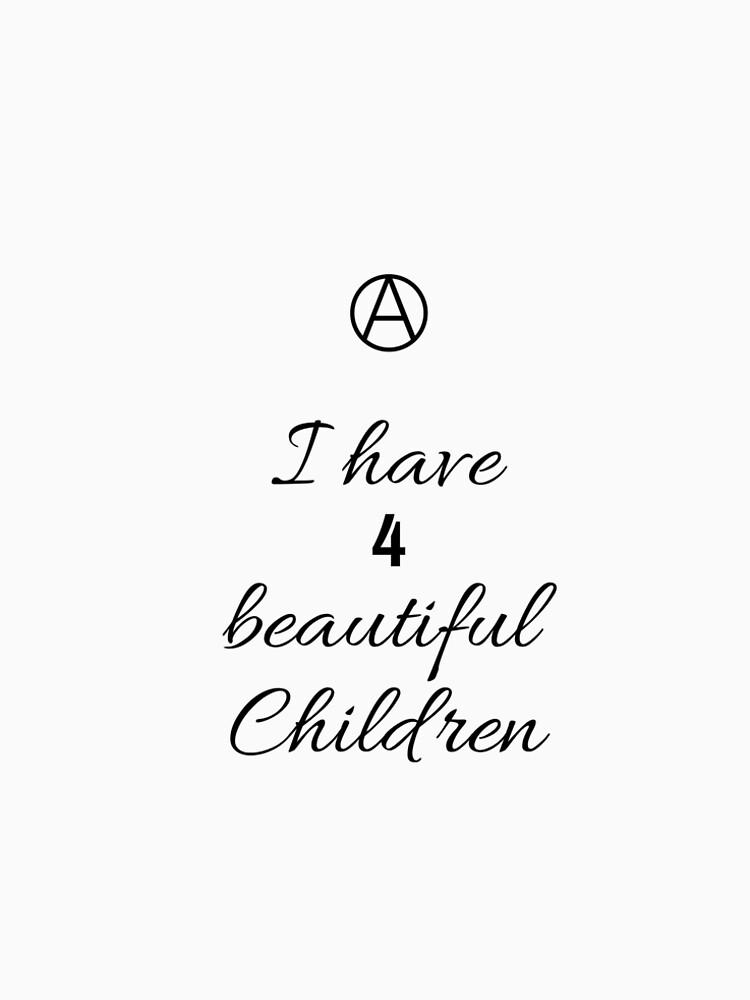 4 Beautiful Children  by Ashanna