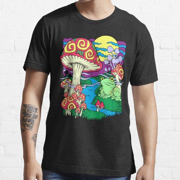 Rêve de champignon T-shirt essentiel