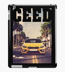 Ceed GT & quot; Palm Beach & quot; iPad Case/Skin