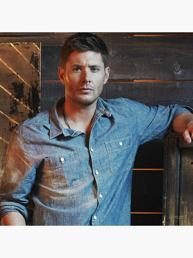 Jensen Ackles by wncest