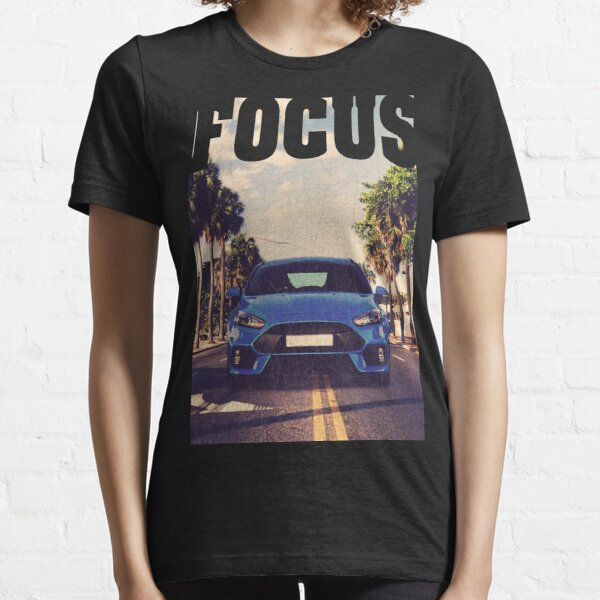 Focus MK3 RS & quot; Palm Beach & quot; Essential T-Shirt