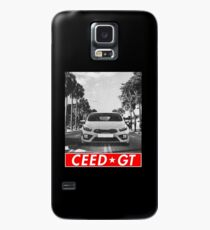 Ceed GT & quot; Redstriped & quot; Case/Skin for Samsung Galaxy