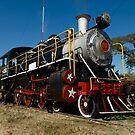 Cuban Steam Train  by dragonflyblue