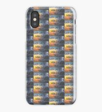 Every day of the week... iPhone Case