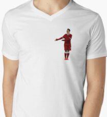 Bobby Firmino Men's V-Neck T-Shirt