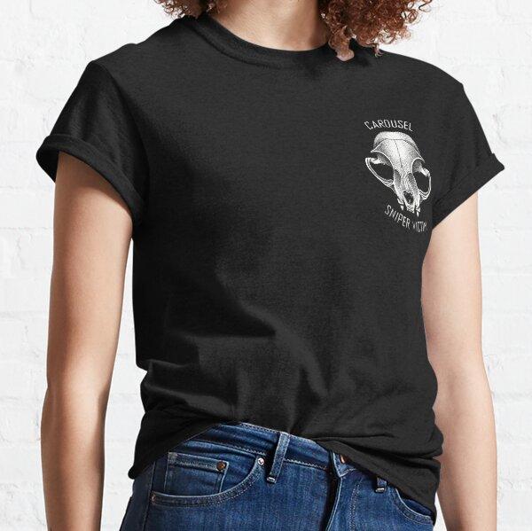 Carousel Sniper Victim O.G (black tee Optimised)  Classic T-Shirt