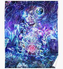 Transcension - Vertical Crop Poster