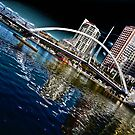 Rotating the Yarra by Peter Krause