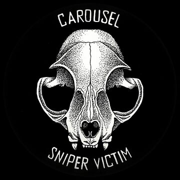 Carousel Sniper Victim Logo by deadglassdesign