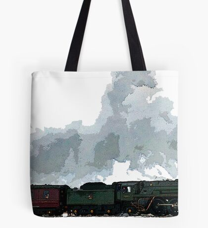 Oliver Cromwell Poster bywhacky Tote Bag