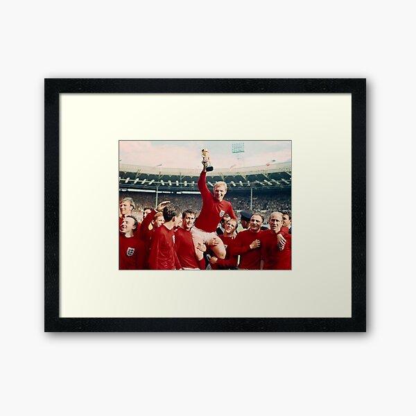Bobby Moore 1966 Framed Art Print