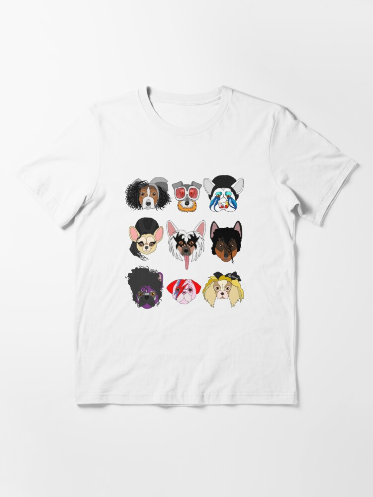 Alternate view of Pop Dogs Essential T-Shirt
