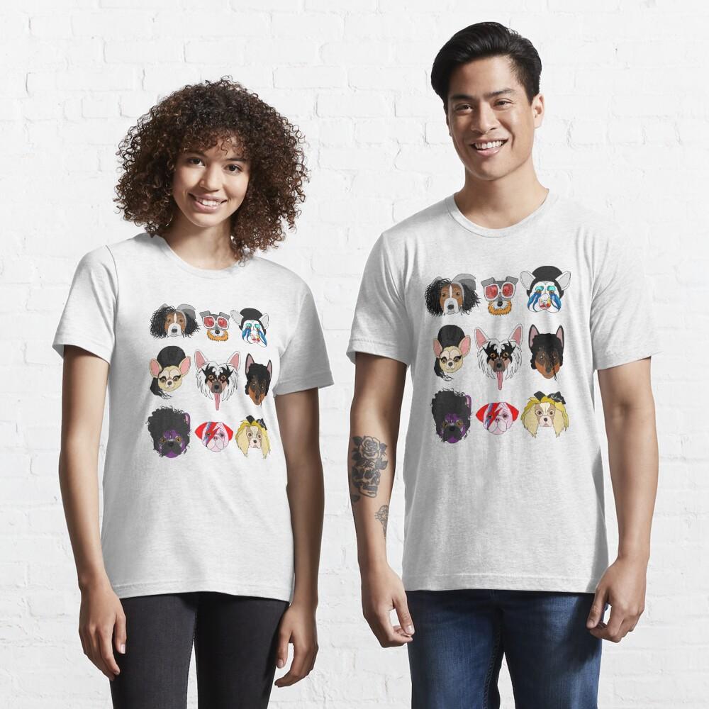 Pop Dogs Essential T-Shirt