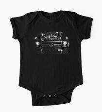 Mercedes-Benz G63 AMG Wagon 4MATIC Black One Piece - Short Sleeve