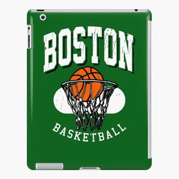 Boston Basketball Retro design Celtic iPad Snap Case