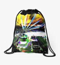 Sydney Vivid Riot! Drawstring Bag