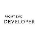 Front End Developer (Inverted) by developer-gifts