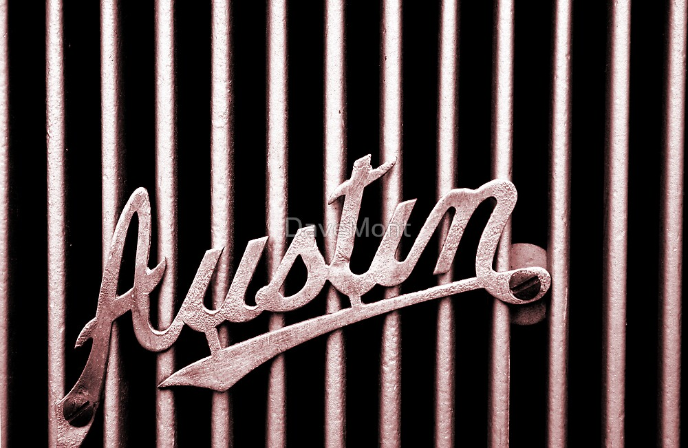 Austin Badge by DaveMont