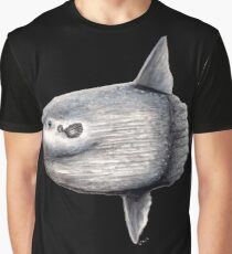 Ocean sunfish (Mola mola) Graphic T-Shirt