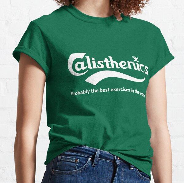 Calisthenics Logo Shirts Camiseta clásica