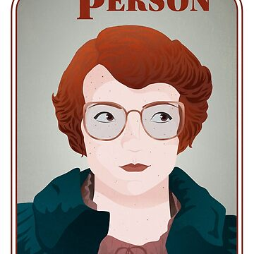 Missing Person: Barbara Holland by Tessolate