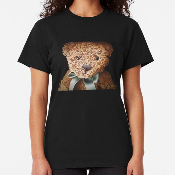 Still life with teddy Classic T-Shirt