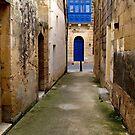Qala,Gozo Alley by DeborahDinah