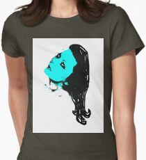 Detached Womens Fitted T-Shirt