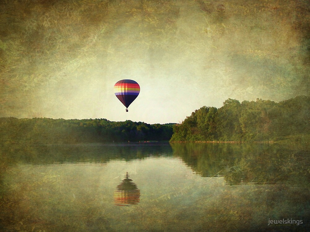 Up Up And Away by jewelskings