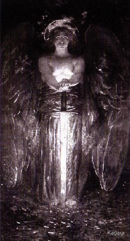 Desire of archangel by Kagara