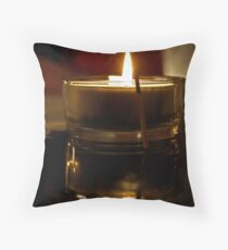 Let There Be Light! Throw Pillow