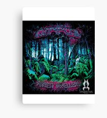 Diffus - Forest Dwellers EP Canvas Print