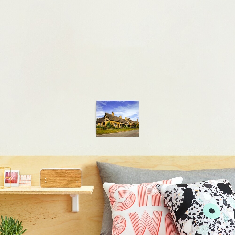 Alluring Cotswolds. Photographic Print