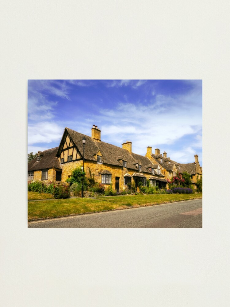 Alternate view of Alluring Cotswolds. Photographic Print