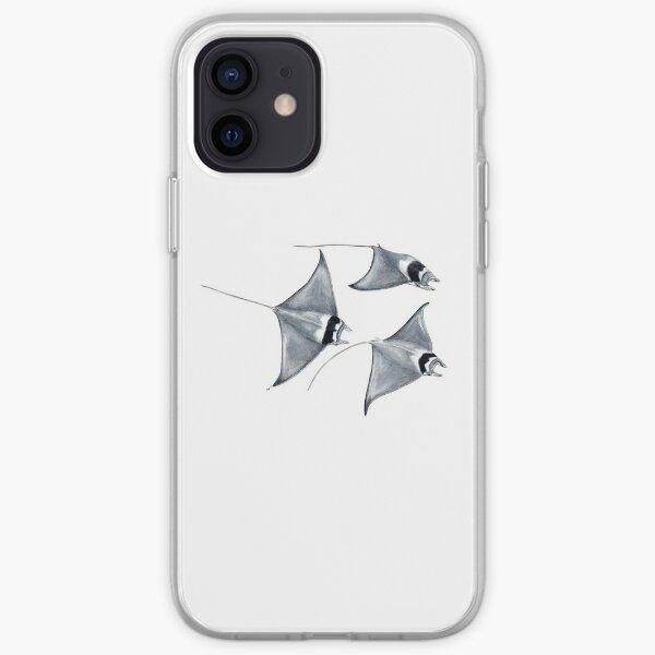 Teufelsfisch - Mantarochen (Mobula mobular) iPhone Flexible Hülle