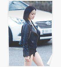 Yeeun - CLC Poster