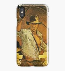 Indiana Jones and the Raiders of the Lost Ark iPhone Case/Skin