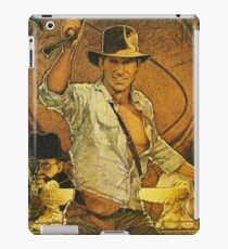 Indiana Jones and the Raiders of the Lost Ark iPad Case/Skin